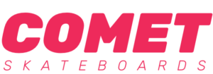 comet skateboards logo